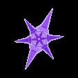 valor.stl Download free STL file Mirror Universe Medal (Star Trek Discovery) • 3D printer object, poblocki1982