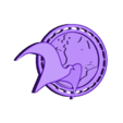 mortal_wound.stl Download free STL file Mirror Universe Medal (Star Trek Discovery) • 3D printer object, poblocki1982