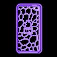 iP4_gCase_150.stl Télécharger fichier SCAD gratuit Étuis pour iPod 4 Touch • Plan imprimable en 3D, Wachet