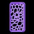 iP4_gCase_225.stl Télécharger fichier SCAD gratuit Étuis pour iPod 4 Touch • Plan imprimable en 3D, Wachet