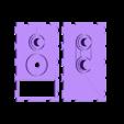 box_front_n_back.stl Download free STL file Coffee Grinder • 3D printer template, Wachet