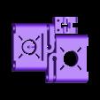 Tray-3.stl Download free STL file RepRapPro Mendel Trays • 3D printable model, Nessun_Dorma