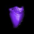Parrot Nose.stl Download free STL file Halloween Animal Nose Pack! • 3D printable object, DFB93