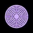 customizalbe_atom_deluxe_-_with_text_20140414-27224-1wi23rs-0.stl Télécharger fichier STL gratuit Elément en bismuth (Bi 83) • Design à imprimer en 3D, Mendelssohn
