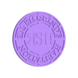 Body1.stl Download free STL file HSE coaster • Design to 3D print, fantibus14