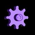 geeetech knob.stl Download free STL file Geeetech A20M  Z axis knob • 3D printing design, 3dlabaproca
