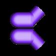 Snap_Arms.stl Download free STL file Jumbo Christmas - Santa Claus • 3D printer template, HowardB