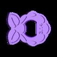 Bottle_Opener_Raspberry_314_2cts.stl Download free STL file Raspberry (Pi) Bottle Opener • 3D printer template, jeek25