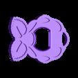 Bottle_Opener_Raspberry_2cts_no_magnets.stl Download free STL file Raspberry (Pi) Bottle Opener • 3D printer template, jeek25