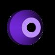 Moon_Holder_Cover.stl Télécharger fichier STL gratuit Lampe -Moon • Design pour imprimante 3D, tarasshahmatenko