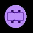 Moon_Base_Plate.stl Télécharger fichier STL gratuit Lampe -Moon • Design pour imprimante 3D, tarasshahmatenko
