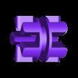 transmission_shaft_slider.stl Télécharger fichier STL gratuit Transmission à engrenages coniques • Modèle à imprimer en 3D, matthewdwulff