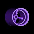 vacum_motor_housing.stl Télécharger fichier STL gratuit Mini aspirateur USB utile pour le nettoyage d'imprimantes 3D et de voitures • Objet à imprimer en 3D, matthewdwulff