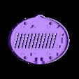 Gabinete_Raspberri_con_fuente_y_disco_2_-_base.stl Download free STL file Raspberry Pi modern case w/ hard drive compartment & VESA holes -  Enjoy! • 3D print model, raulrrojas