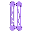 Prueba_con_engranajes_soporte.stl Download free STL file Learning toy - Gear combination • 3D printer template, raulrrojas