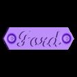 ford.stl Download free STL file FORD_F100 • Design to 3D print, Santiago90