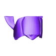 dunk_chest.stl Download free STL file Flexi 3D Fish • 3D printer model, 25caih