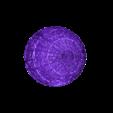 JG_death_star_easter_egg_NO-stand.stl Download free STL file EggStar (Easter Egg Death Star) • 3D printing object, c47
