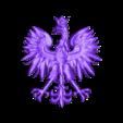 Erne_-_Polish_Emblem.stl Download free STL file Erne ('Eagle') - Polish Emblem • 3D printer model, c47