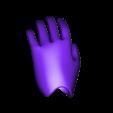 9_hidarite_left hand_rev1.stl Télécharger fichier STL gratuit Poupée de 52 cm 1/3 à joint magnétique, style Kasca • Design imprimable en 3D, all-kasca