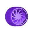 Turbine_Watersaver_for_garden_faucet.stl Download free STL file Turbine Watersaver for garden faucet • 3D printer model, madsoul666