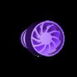 Turbine_Watersaver_for_garden_Hose_V2.stl Download free STL file Turbine Watersaver for Garden Hose • 3D printer object, madsoul666