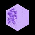 star_wars_logotito.stl Télécharger fichier STL gratuit Logo STAR WARS lithophane • Design pour impression 3D, 3dlito
