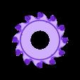 printable_-_hub_base.stl Télécharger fichier STL gratuit RoboMaster S1 - Bricolage • Design à imprimer en 3D, Glutnard
