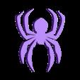 spider.stl Télécharger fichier STL gratuit Bague Araignée Plus • Plan à imprimer en 3D, Gaygwenn
