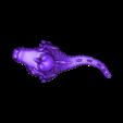 Croco.stl Télécharger fichier OBJ gratuit Crocodile heureux • Plan imprimable en 3D, BlackSpire