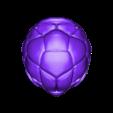 carapaceH.stl Download STL file Turtle • 3D print model, didoff