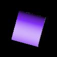 Cr10-S_Screen_Spacertop_v1.stl Télécharger fichier STL gratuit CR10(S) Support de tamis pour aluminium extrudé 20x20 ou 20x40 • Plan à imprimer en 3D, 3DED