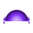 Lip_Down.stl Download free STL file Animatronic eyes • 3D printer template, robolab19