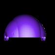 Lip_Top.stl Download free STL file Animatronic eyes • 3D printer template, robolab19