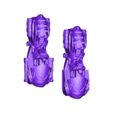 Razor_the_Racer_Example.stl Télécharger fichier STL gratuit Razor the Racer Cat, un rasoir sans support • Design pour imprimante 3D, mrhers2