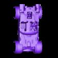 Laser_Catillac_no_Wheels.stl Télécharger fichier STL gratuit Laser Catillac sans support • Design imprimable en 3D, mrhers2
