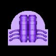 Engine_Insert.stl Télécharger fichier STL gratuit Laser Catillac sans support • Design imprimable en 3D, mrhers2