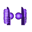Engine_Insert_in_Halves.stl Télécharger fichier STL gratuit Laser Catillac sans support • Design imprimable en 3D, mrhers2