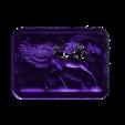 ArabianHorse.stl Download free STL file Arabian Horse Wall Mount • 3D printer design, Double_Alfa_3D