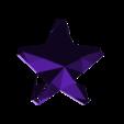 Sea_Star.stl Download free STL file Marine Life Wall Project • 3D printer template, Double_Alfa_3D