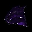 SailShip_Sails.stl Download free STL file Marine Life Wall Project • 3D printer template, Double_Alfa_3D