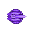 Pelican_Hollow.OBJ Download free OBJ file Cartoon Pelican • 3D printable object, BlackSpire