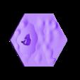 Catan_-_Desert.stl Télécharger fichier STL gratuit Jeu complet de carreaux Catan - Buse simple, multicouches multicolores • Objet pour impression 3D, Hardcore3D