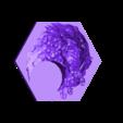 Catan_-_Ore2.stl Télécharger fichier STL gratuit Jeu complet de carreaux Catan - Buse simple, multicouches multicolores • Objet pour impression 3D, Hardcore3D