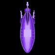 TM_ColonyShip_1.stl Télécharger fichier STL gratuit Terraformer les vaisseaux de la colonie de Mars • Modèle pour imprimante 3D, Hardcore3D