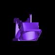 TB-JGaurora-A5-V1.stl Download free STL file JGAurora a5 cooler / fanmount • Model to 3D print, TimBauer-TB3Dprint