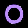 Radon-Denta.stl Télécharger fichier STL gratuit RADON Nest pick / pick / pick pour jouer de la guitare électrique • Objet pour imprimante 3D, carleslluisar