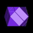 Cuboctahedron_AiO.stl Download free STL file Cuboctahedron Puzzle, Cube Puzzle • 3D printable design, LGBU