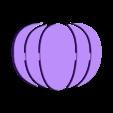 BL_ZUCCA.stl Télécharger fichier STL Signes de légumes - potiron • Modèle à imprimer en 3D, 3dlabaproca