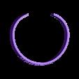 braille_bracelet_v2_large.stl Télécharger fichier STL gratuit Bracelet Braille • Objet pour imprimante 3D, Urgnarb